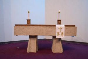 St. Paul Lutheran Church Alter