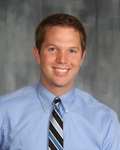 Aaron Loveless - 1st grade teach at st. paul lutheran school